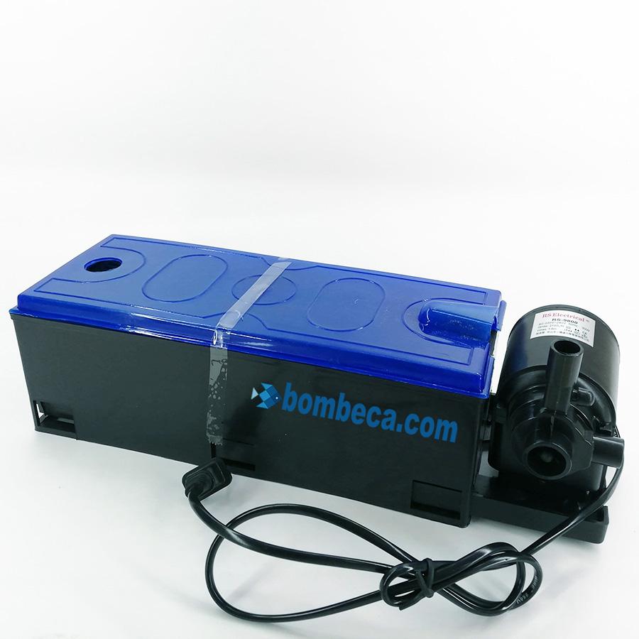 Máy lọc hồ cá RS 9800 - phụ kiện
