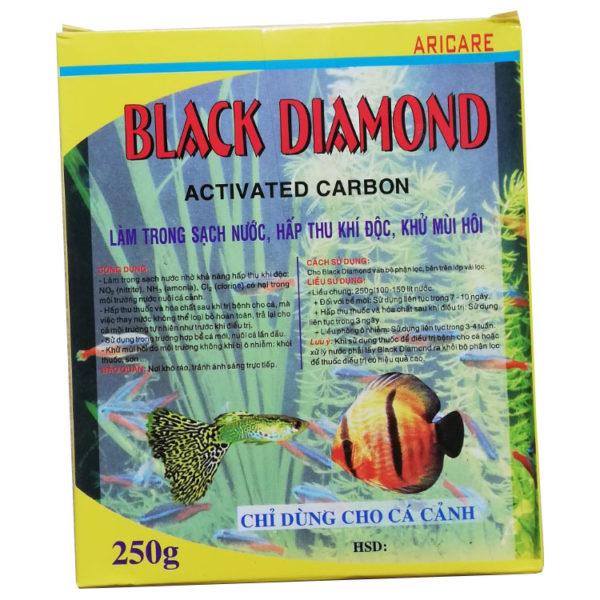 Than hoạt tính Black Diamon 250gr